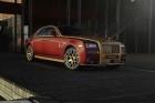 Rolls Royce Ghost Serie II von Mansory