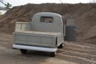 VW Bus Doppelkabine, Ladefläche