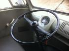 VW Bus Doppelkabine, Lenkrad