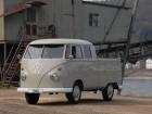 VW Bus Doppelkabine von 1960