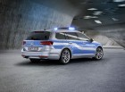Volkswagen Passat Variant GTE für die Polizei