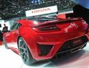 Acura NSX Heck