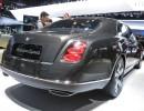 Bentley Mulsanne Speed, Heck