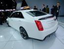 Cadillac CTS-V Heckansicht
