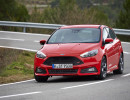 Ford Focus ST Frontansicht