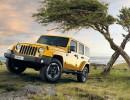 Jeep Wrangler Sahara X