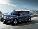 Kia Soul Sondermodell Dream-Team Edition