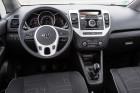 Kia Venga Facelift 2015 Cockpit