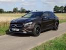 Mercedes-Benz GLA Edition 1. Foto: Auto-Medienportal.Net