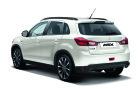 Mitsubishi ASX Klassik Kollektion Plus Heckansicht