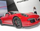 Porsche 911 Targa 4 GTS Front