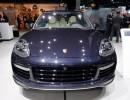 Porsche Cayenne Turbo S, Kühlergrill