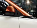Smart Fortwo Cabrio Edition Flashlight Logo