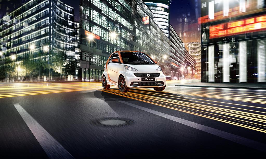 Smart Fortwo Cabrio Edition Flashlight