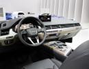 das Interieurmodell des Audi Q7