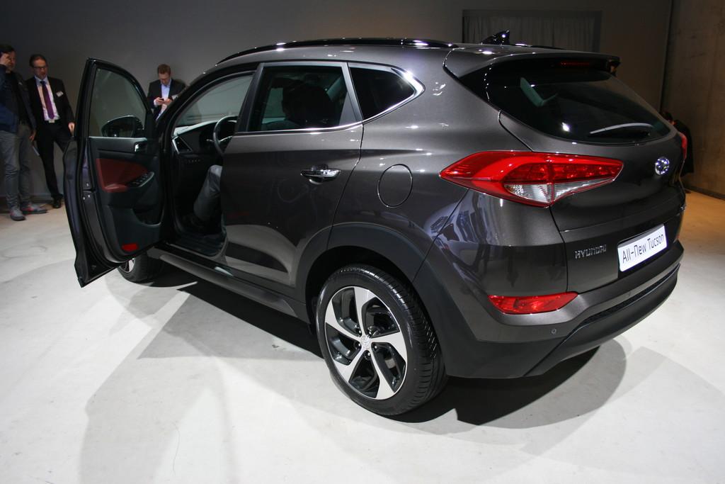 2015er Hyundai Tucson