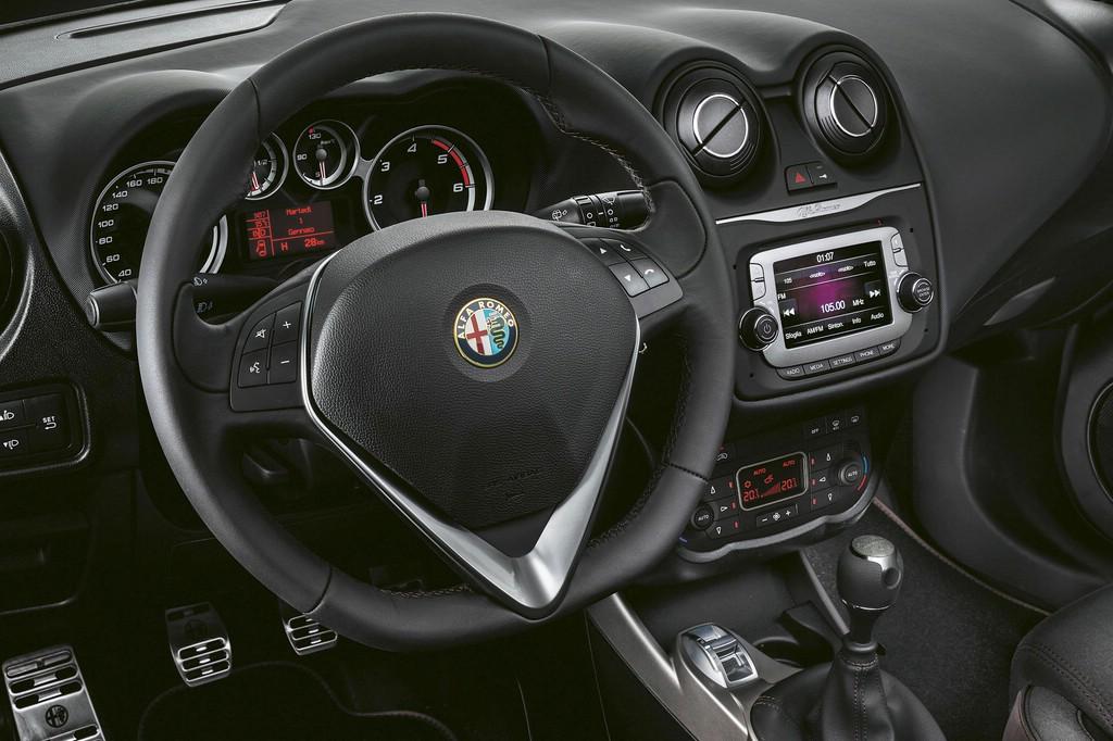 Genfer Salon 2015: Alfa Romeo MiTo-Sondermodell 'Racer\'