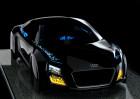 Audi-Designmodell für OLED-Leuchten