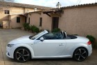 Audi TT Roadster 2015 in Weiss