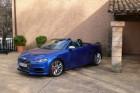Audi TTS Roadster 2015 in Blau