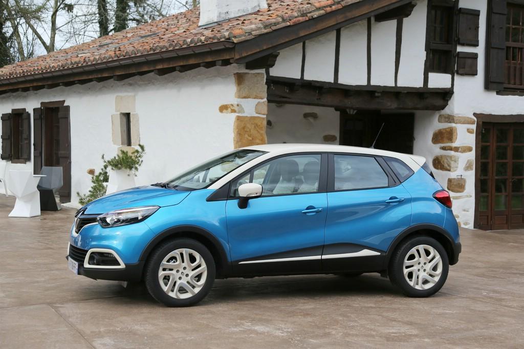 In der neuen Motorversion Energy dCi 110 eco2 leister der Renault Captur 81 kW/110 PS.