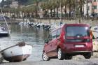 Fiat Doblo 2015, Rückansicht