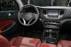 Hyundai Tucson mit Vollausstattung
