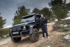 Jens Meiners und der Mercedes-Benz G500 4x4
