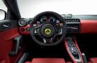 Lotus Evora 400 Cockpit
