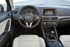 Mazda CX-5 Facelift 2015, Cockpit