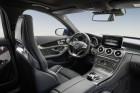 Mercedes-AMG C 63 Innenraum