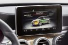 Mercedes-Benz C 350 e Bildschirm