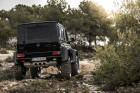 Mercedes-Benz G500 4x4, Heckansicht