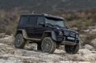 Mercedes-Benz G500 4x4, Vorderansicht