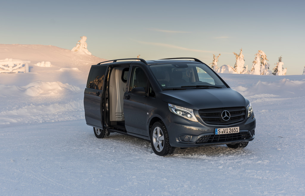2015 mercedes benz vito 4x4 mixto tourer und van neuvorstellung. Black Bedroom Furniture Sets. Home Design Ideas