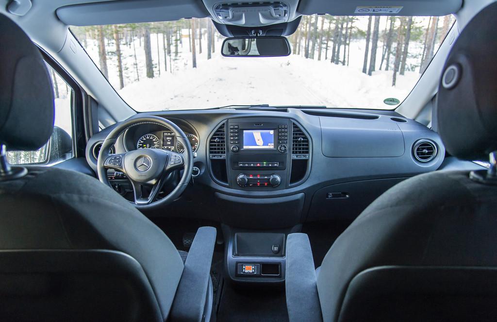 2015 Mercedes-Benz Vito 4x4 Mixto, Tourer und Van - Neuvorstellung