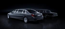 Mercedes-Maybach Pullman alt gegen neu