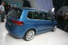 Neuer Volkswagen Touran 2015
