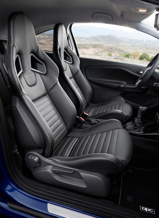 Genf 2015: Opel Corsa OPC – blau in die Grüne Hölle