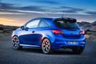Opel Corsa OPC 2015 in Blau