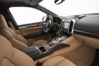 Porsche Cayenne Turbo S Innenraum