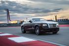 Rolls-Royce Wraith auf der Rennstrecke