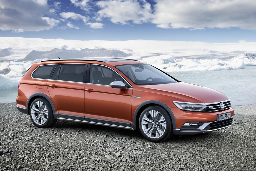 vw passat alltrack 2015 enth llt wird der kombi in genf. Black Bedroom Furniture Sets. Home Design Ideas