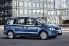 Volkswagen Sharan 2015, Fahraufnahme