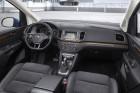 Volkswagen Sharan 2015, Innenraum