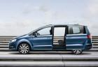Volkswagen Sharan 2015, schiebetüren
