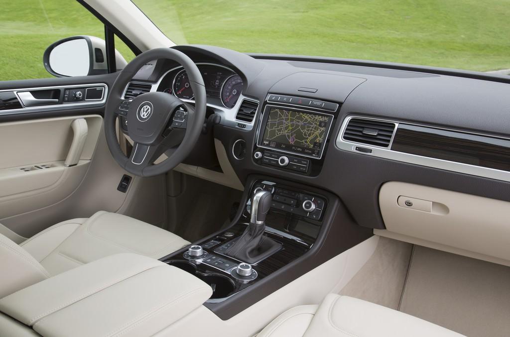 Kurztest Volkswagen Touareg 3.0 V6 TDI SCR BMT