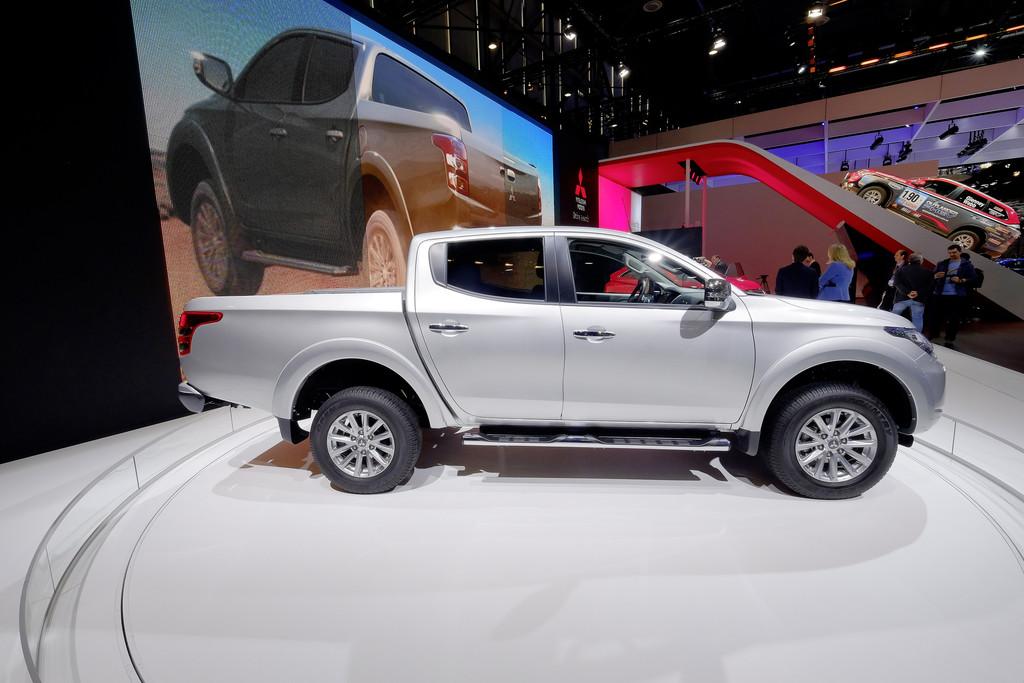 2015er Mitsubishi L 200