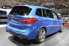 BMW 2er Gran Tourer auf dem Genfer Autosalon 2015