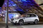 BMW X5 xDrive40e beim Laden